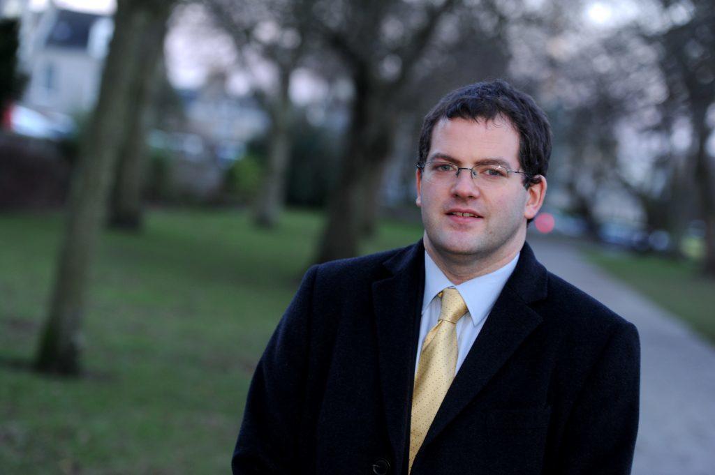 Mark McDonald MSP