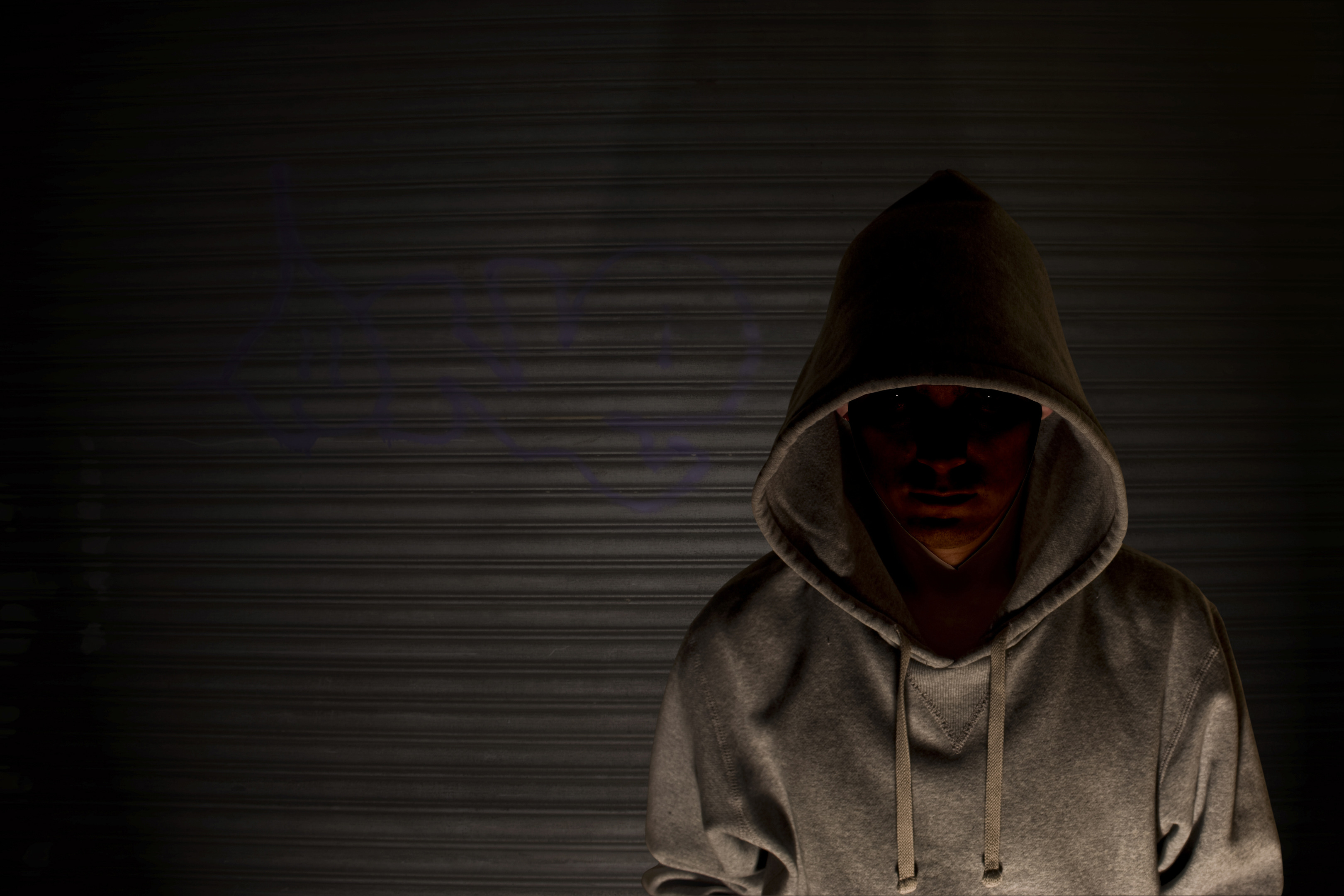 A 'hoody' has long been the stereotype of juvenile crime