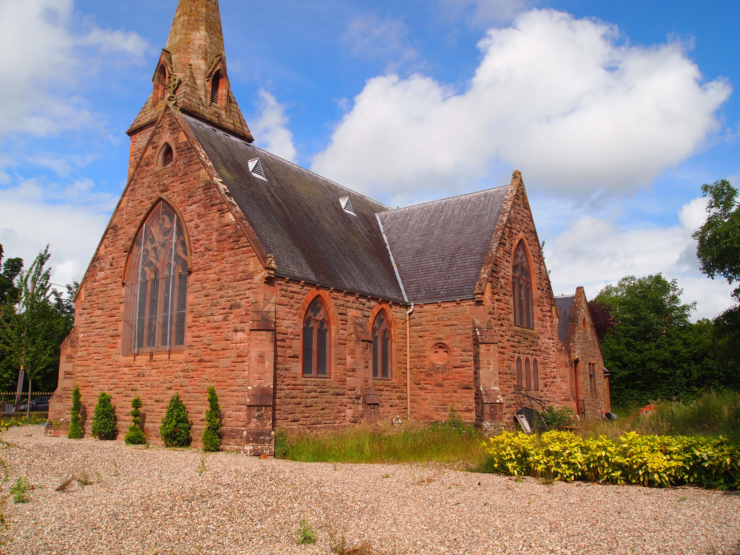 The Riverside Church at Blairgowrie