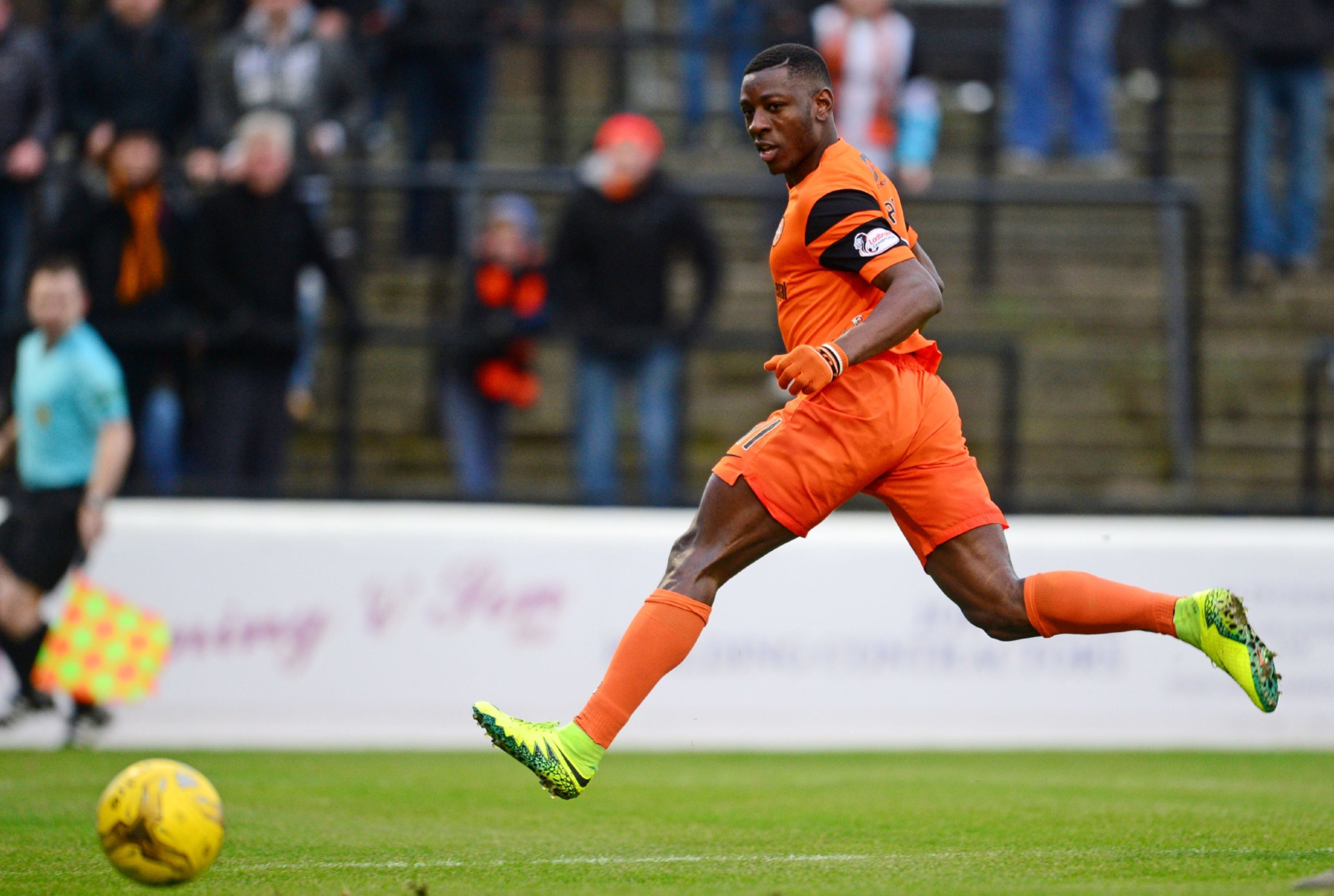 Tope Obadeyi gets his goal.