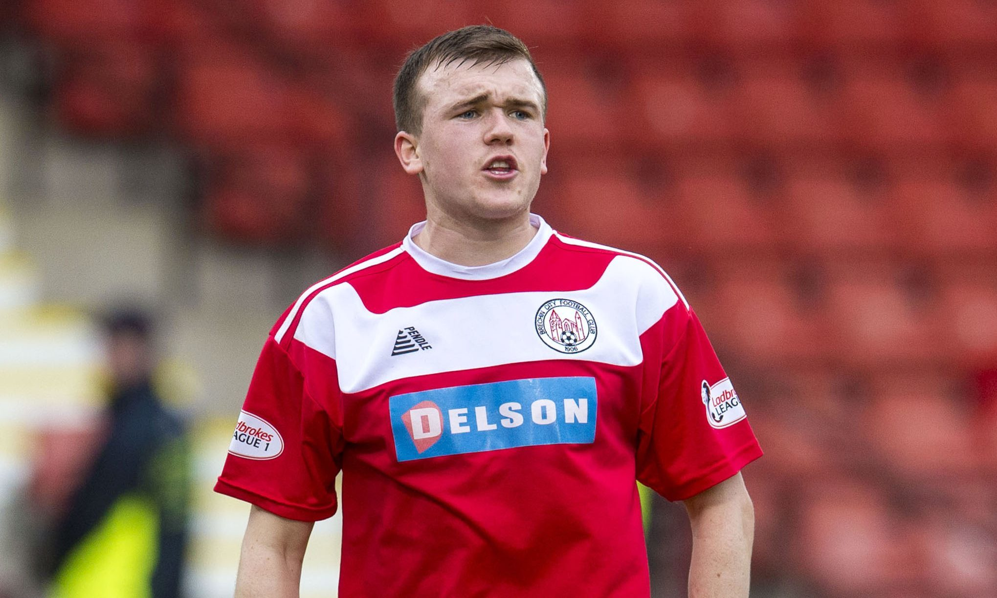Liam Watt should be back in the red and white of Brechin.