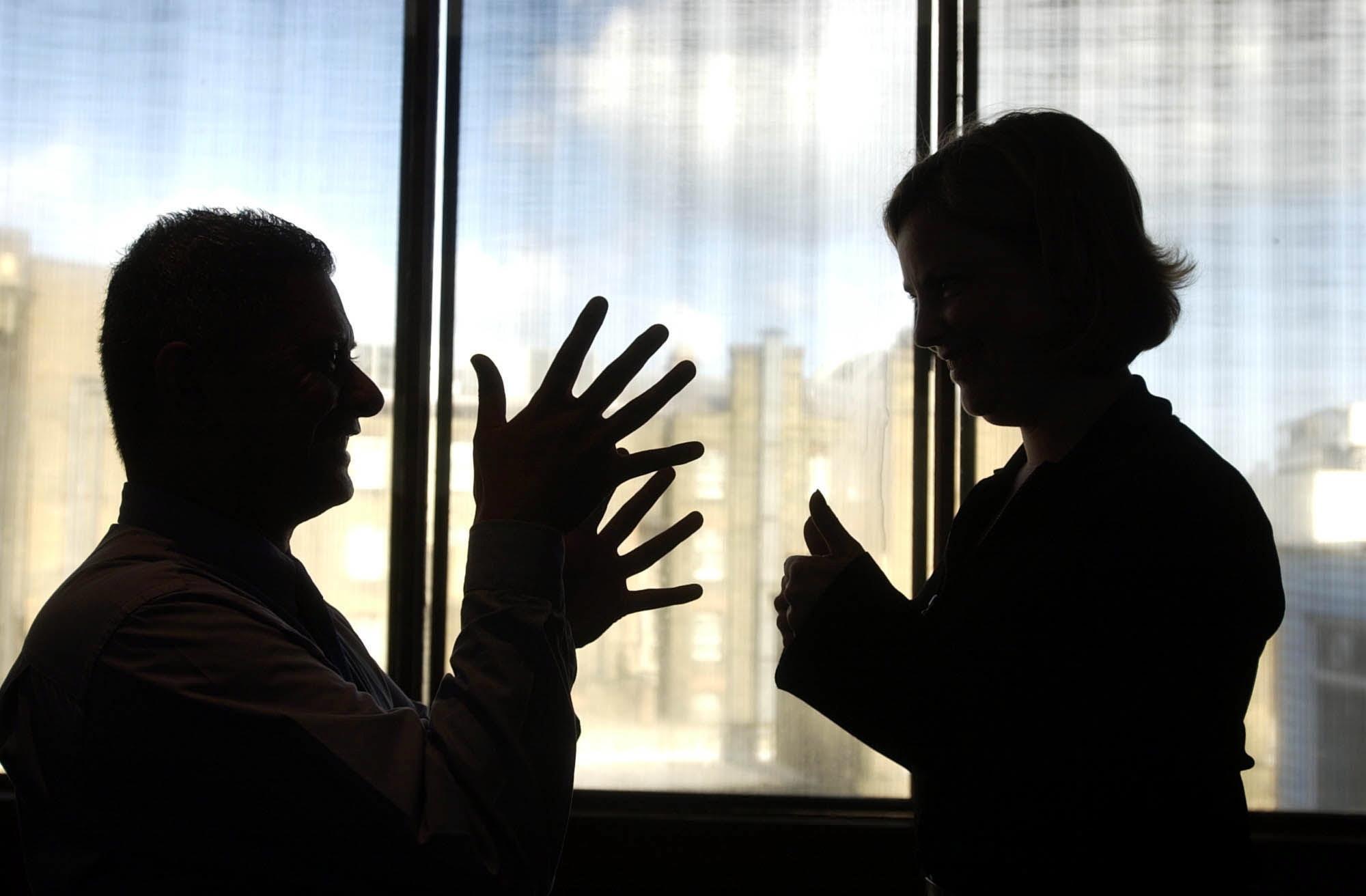 Interpreters believe Tayside's deaf community is being let down