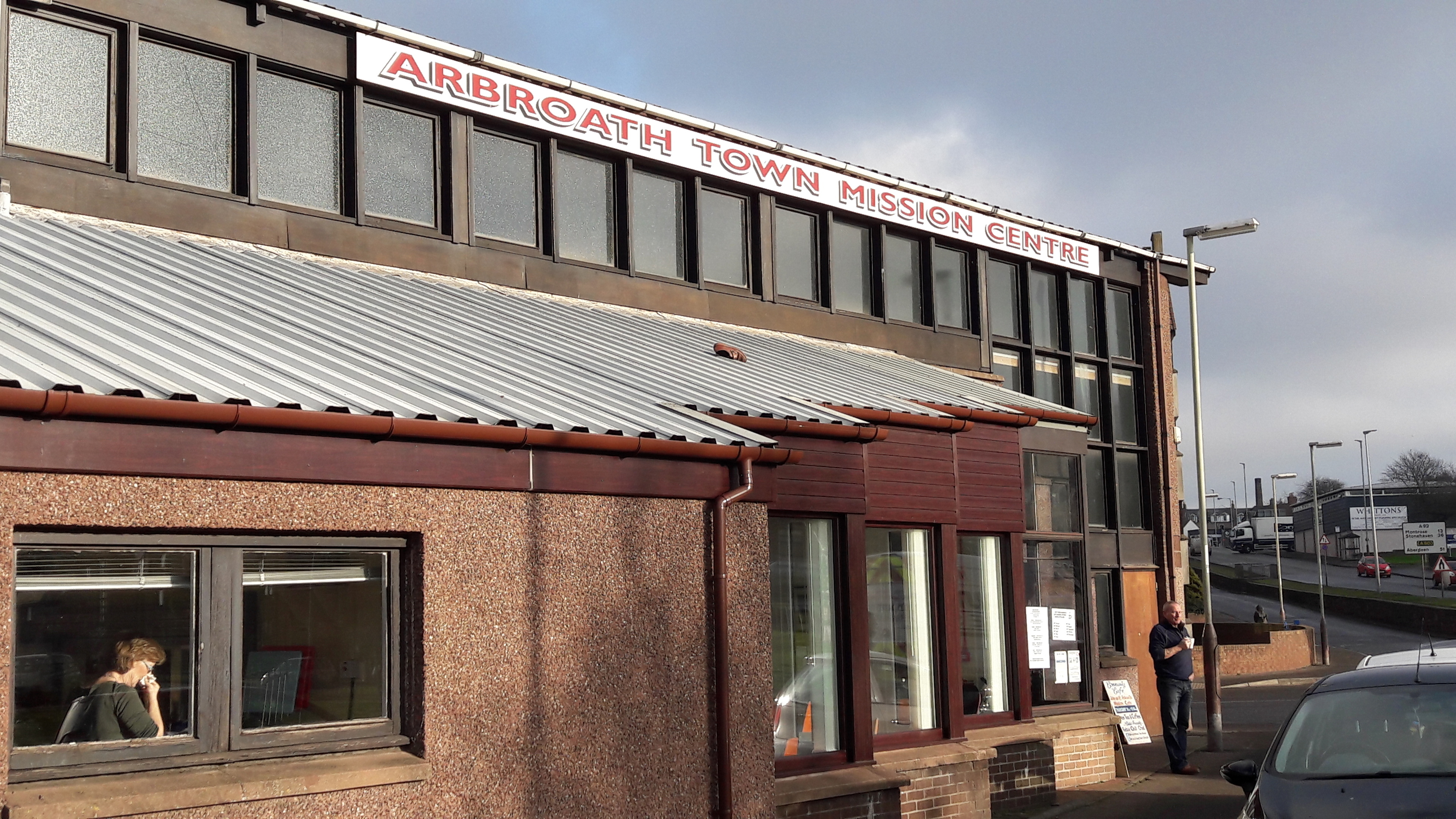 Arbroath Town Mission