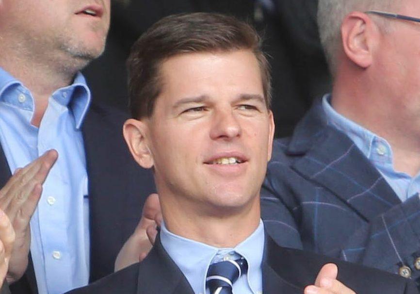 Dundee owner Tim Keyes