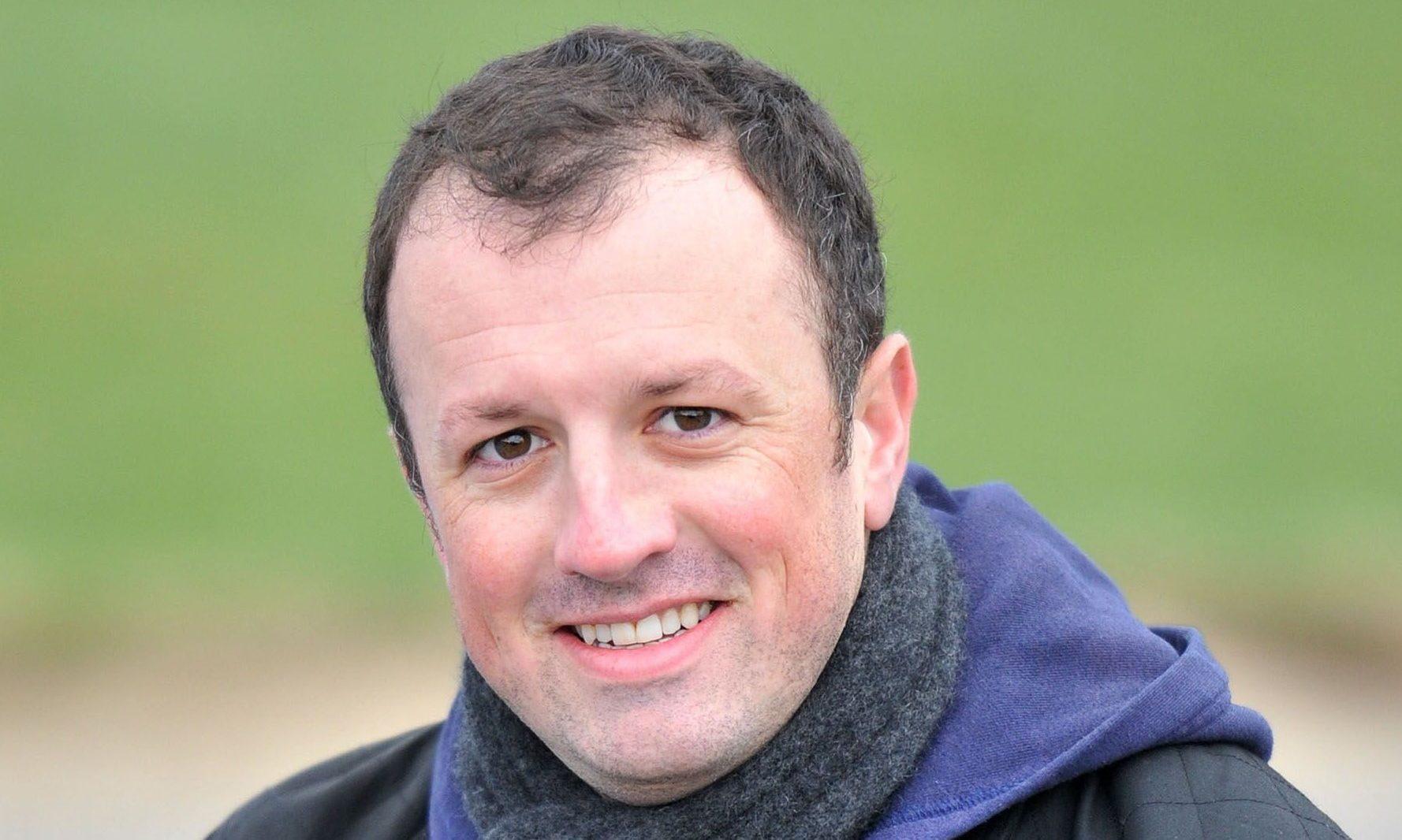 Writer Neil Forsyth.