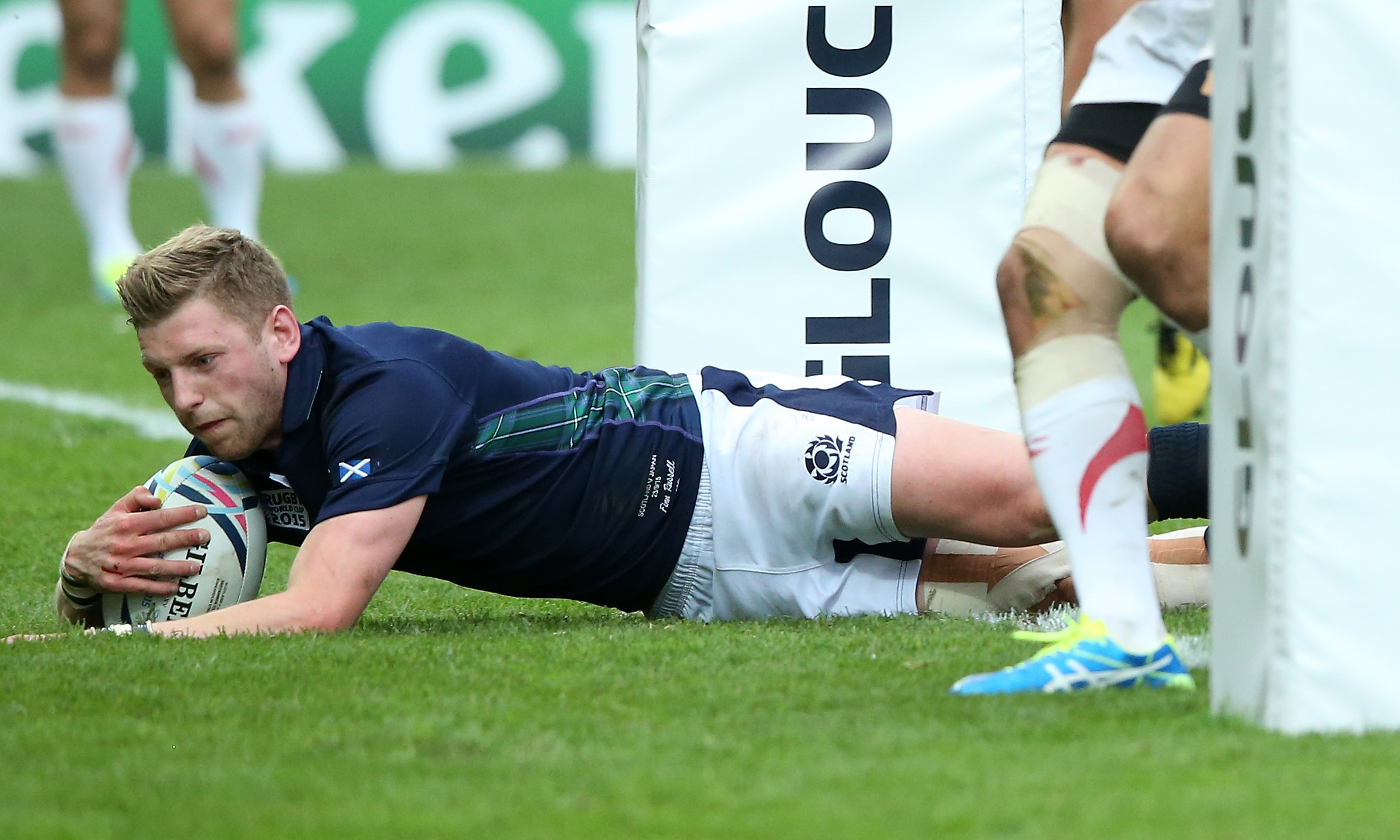 Finn Russell's stock has risen even further in the last month.