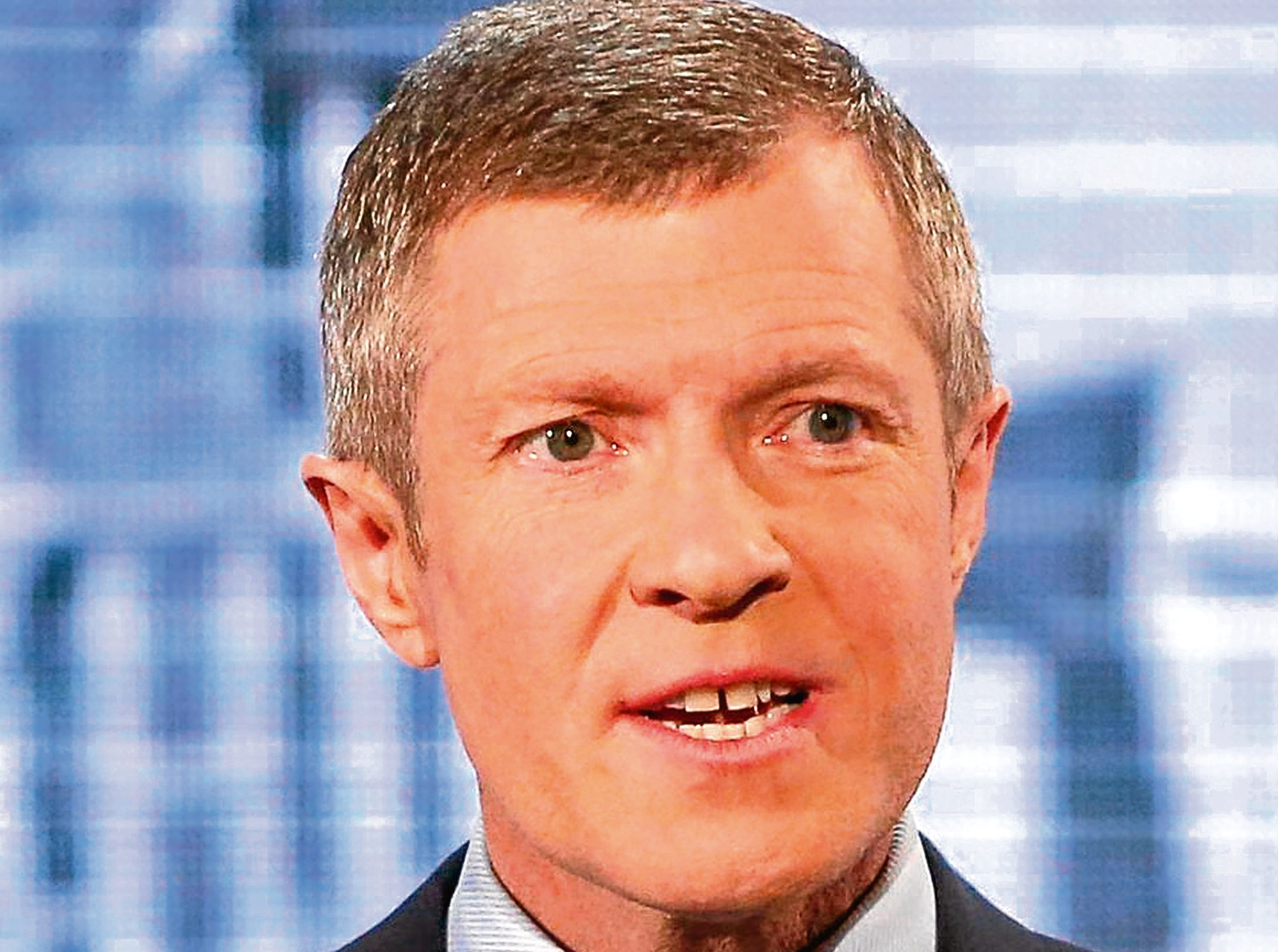 North East Fife Liberal Democrat MSP Willie Rennie.