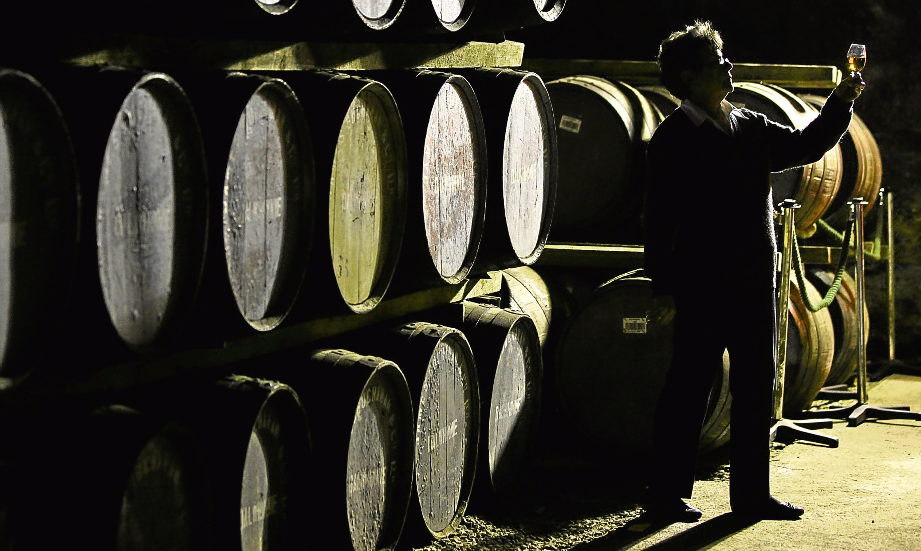 Whisky is a key export category