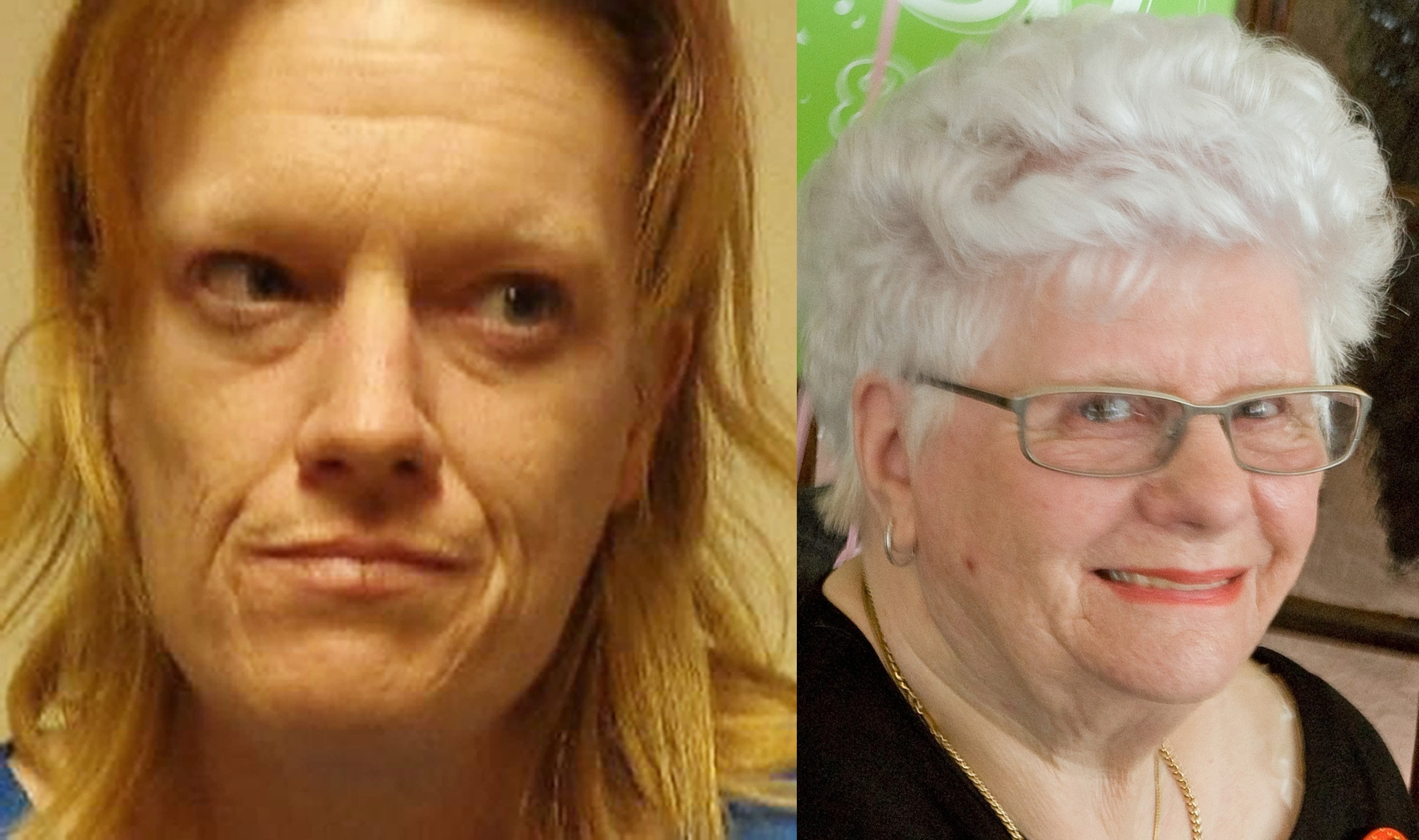 Sandra Weir was previously found guilty of murdering her elderly neighbour Mary Logie.