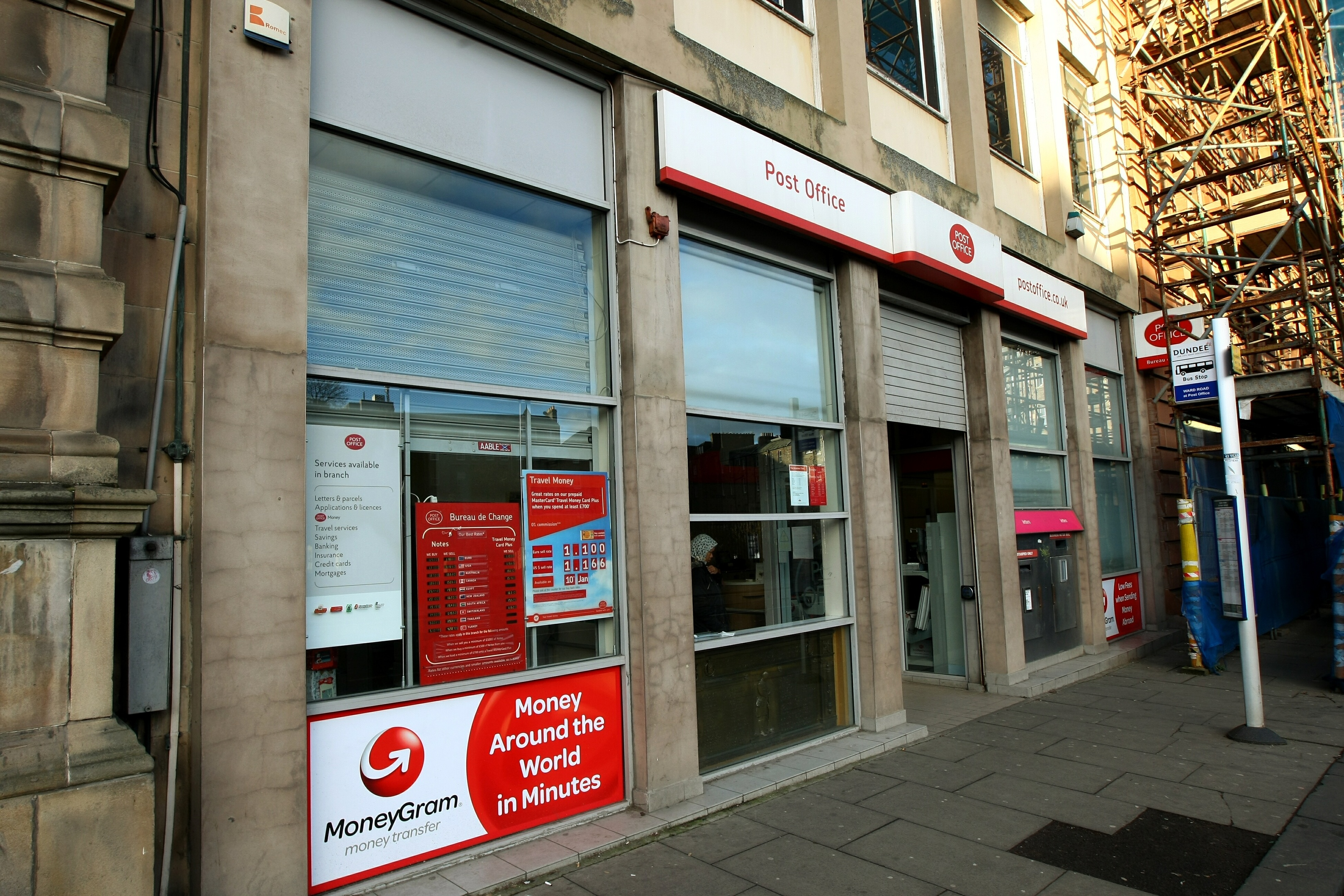 Meadowside's Post Office is to become a franchise.