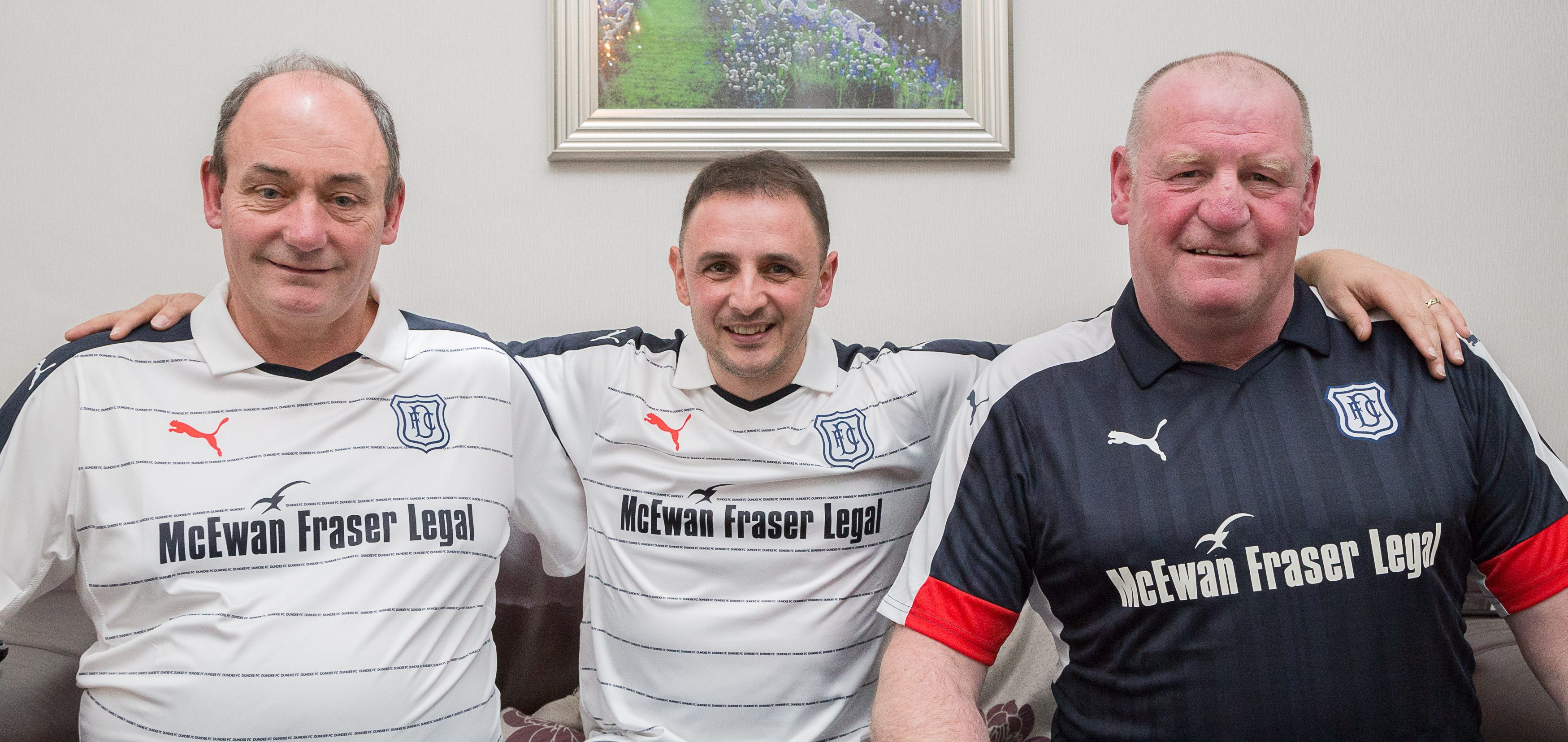 Angus is joined by club heroes Bobby and Brian.