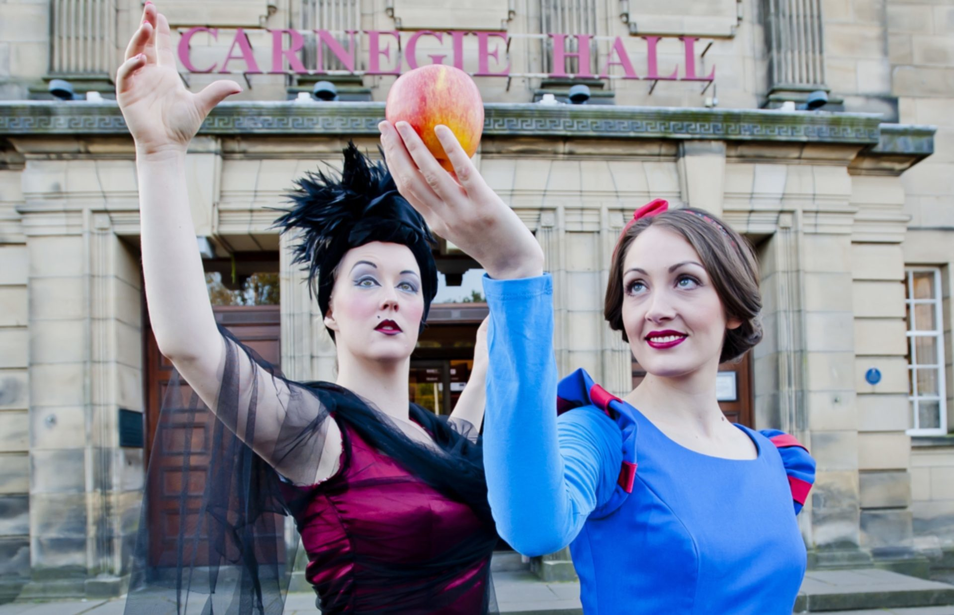 Carnegie Hall in Dunfermline forms part of the discussions - which have so far failed to bear fruit.