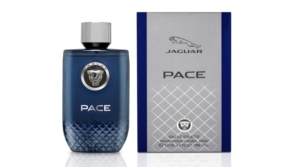 It's fast, it's sexy, it smells amazing. It's Jaguar Pace for men.