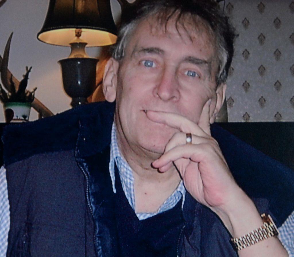 David Brunton, who filmed the original footage.