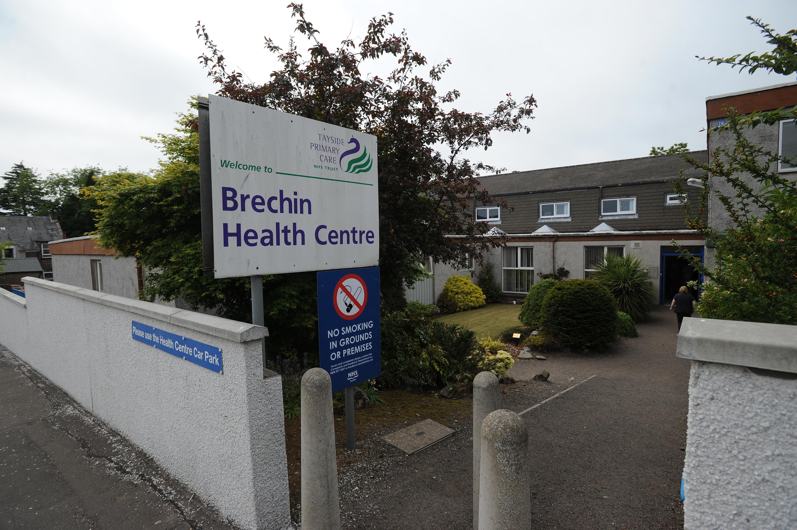 Brechiin Health Centre.