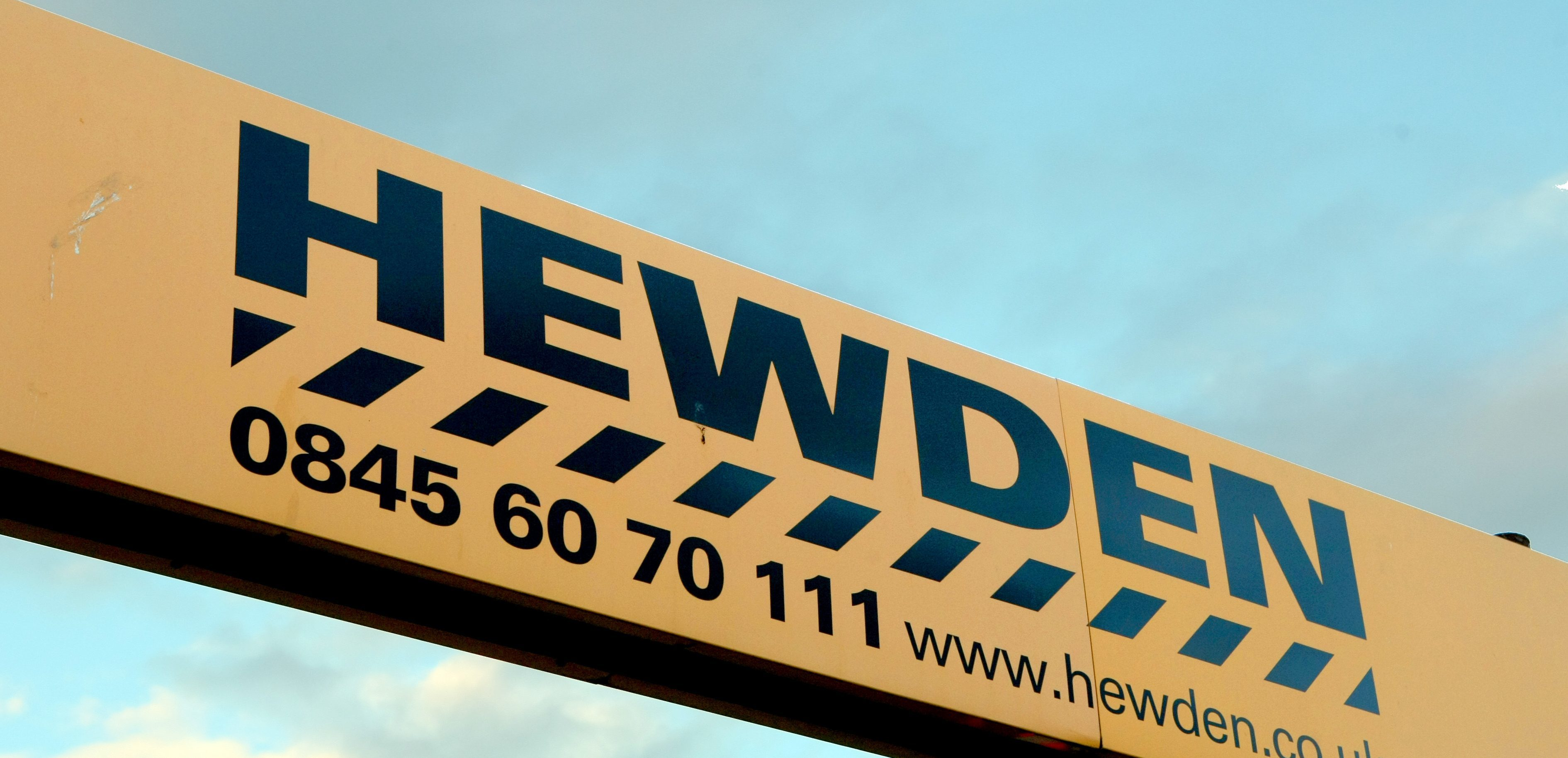 £2000 worth of batteries have been stolen from Dundee's Hewden depot.