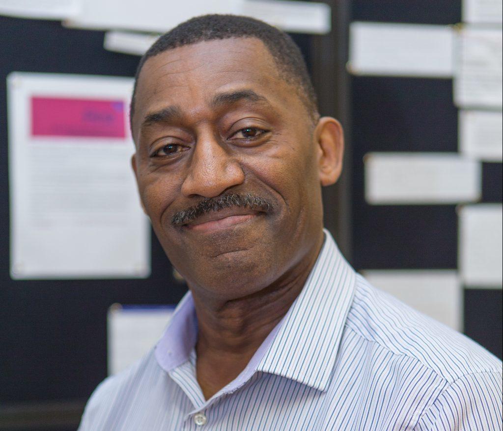 Drugs worker Kenton Francis