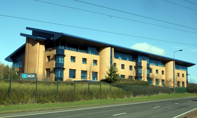 The NCR Discovery Building in Dundee.