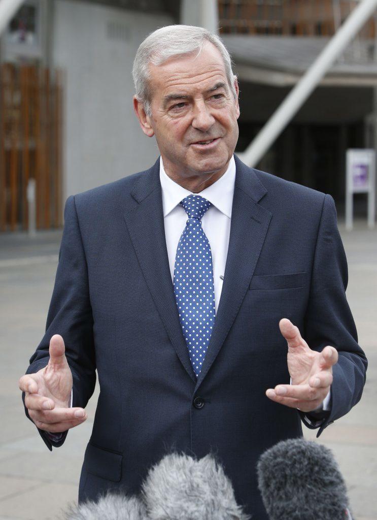 Alliance Trust chairman Lord Smith of Kelvin