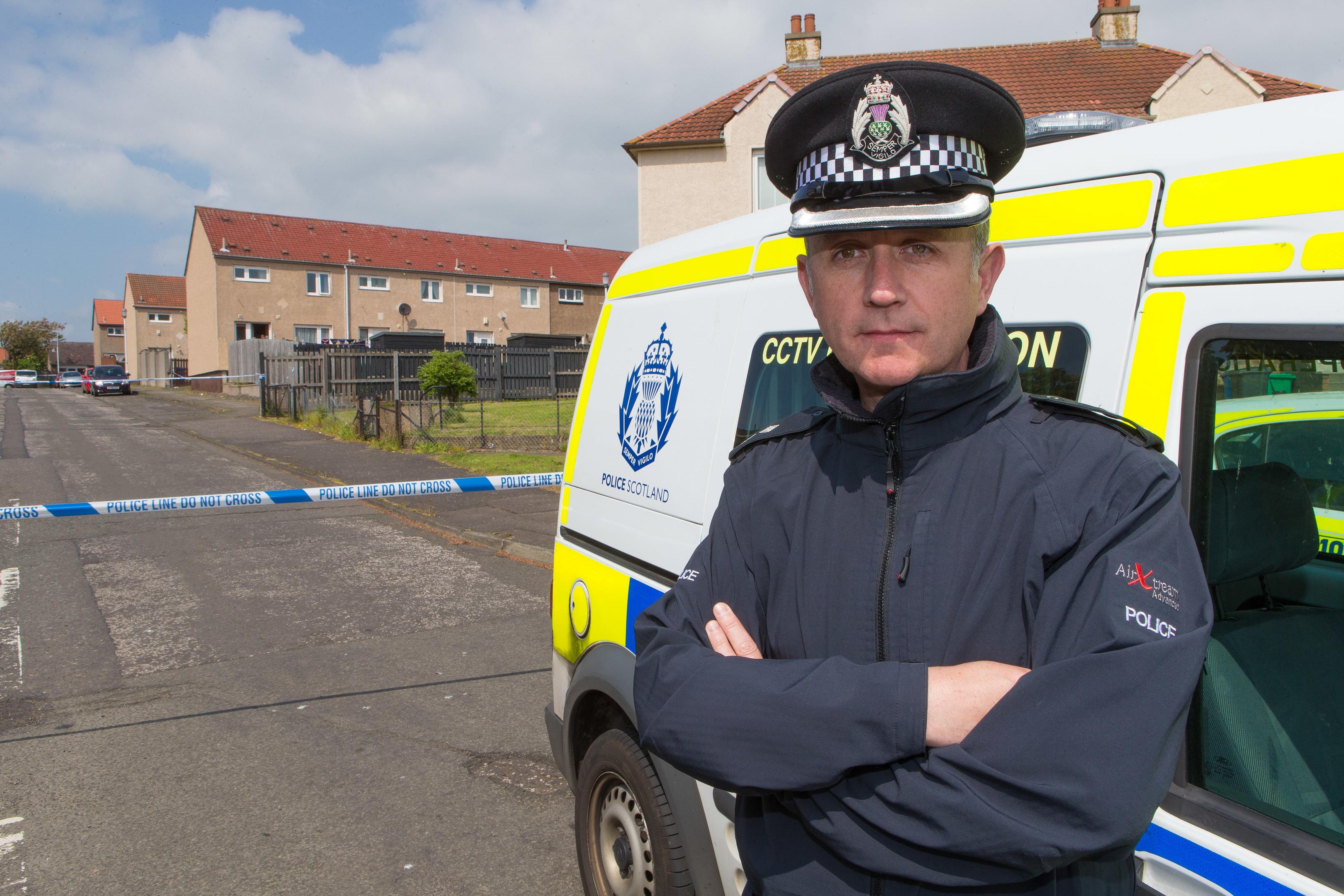 Inspector Graeme Neill