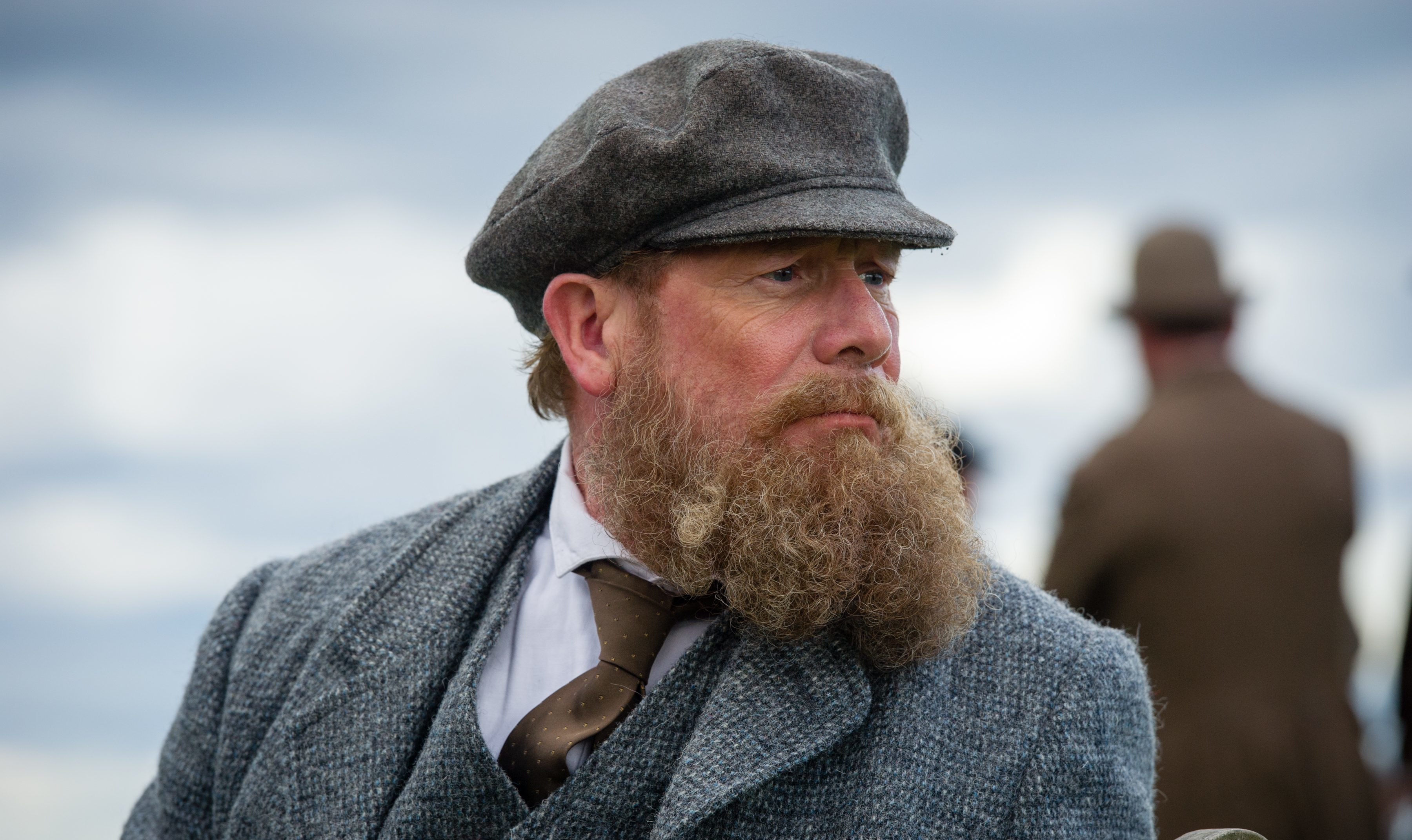 Peter Mullan is one of the stars of the movie.