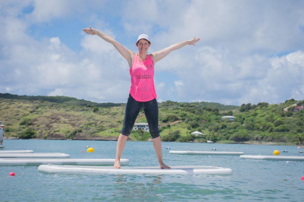 Floatfit Caribbean class on Aquaphysical's Aquabase boards.
