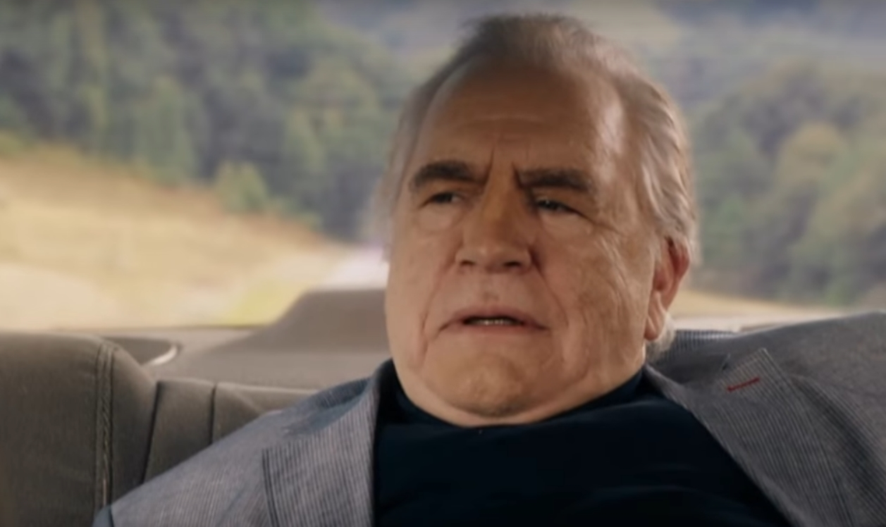 Brian Cox as late Hollywood icon Marlon Brando
