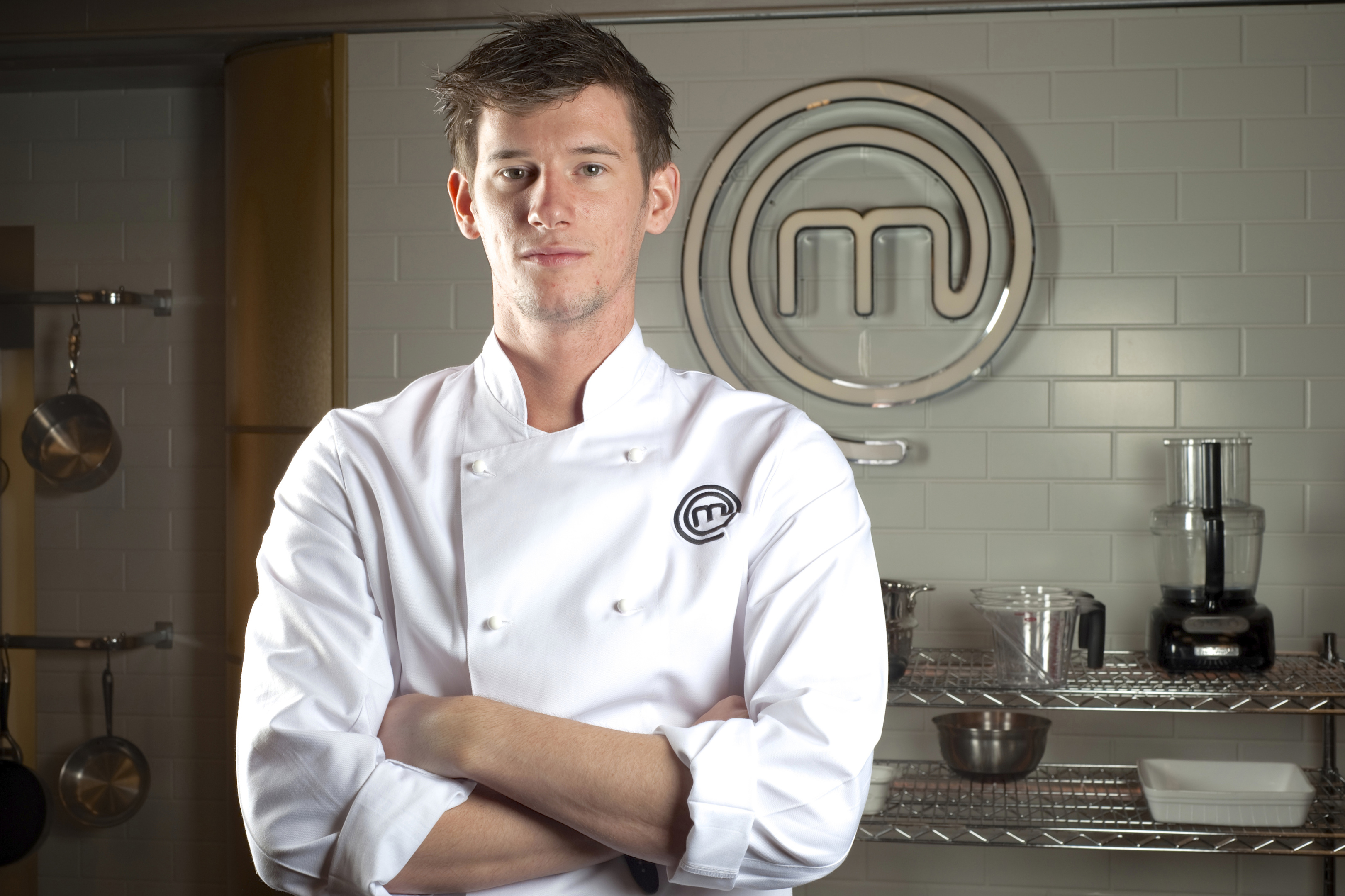 Adam Handling was a contestant in the 2013 series of Masterchef: The Professionals