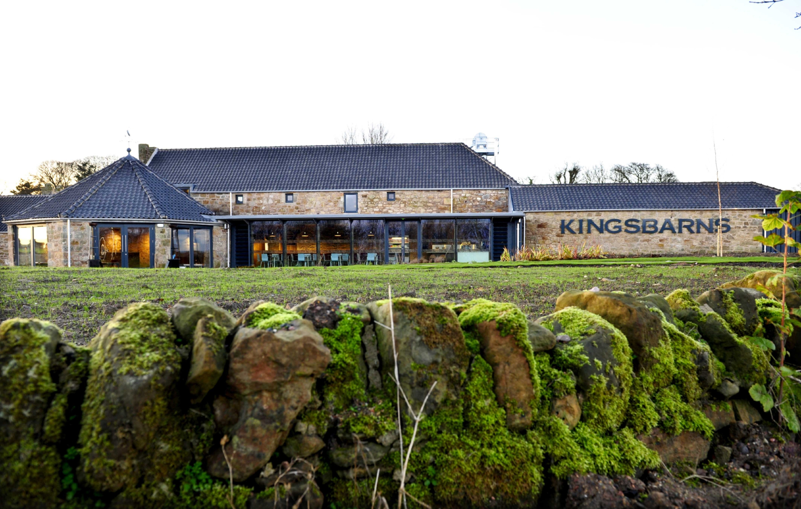 Wemyss is committed to the future of Kingsbarns Distillery in Fife.