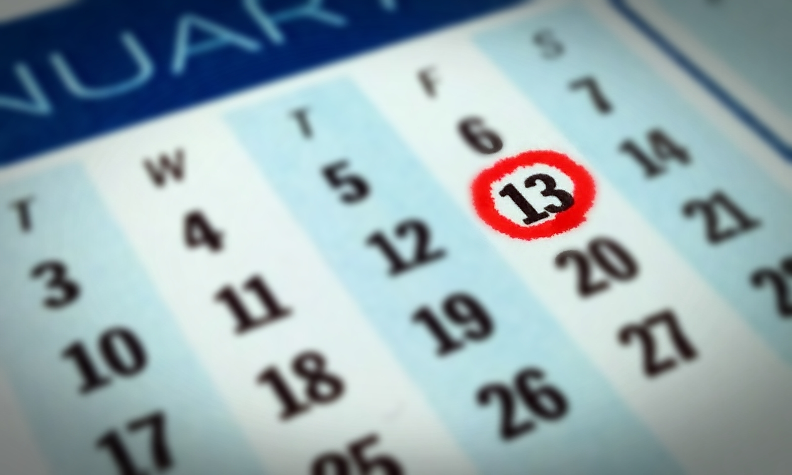 Are you one of the millions who dread Friday the 13th, or is it just another day?