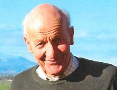 Missing Perthshire pensioner James Morton.