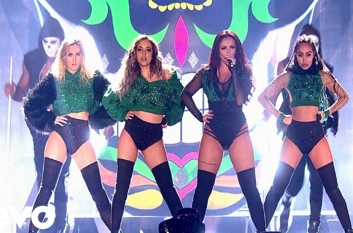 Little Mix will perform at Slessor Gardens later this month.