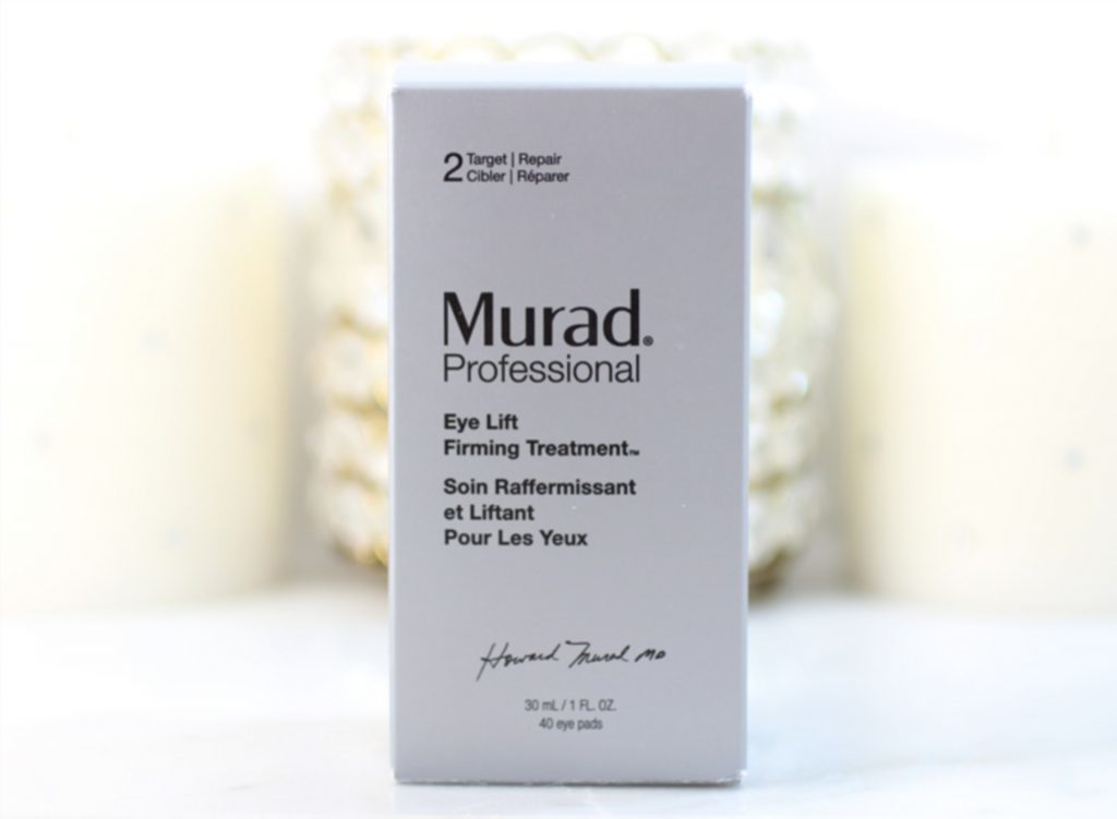 Get perfect peepers with Murad.