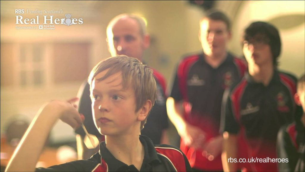 The Angus Darts Academy