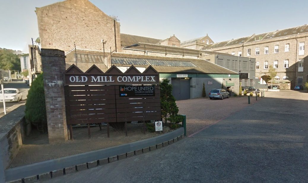 The Old Mill Complex.