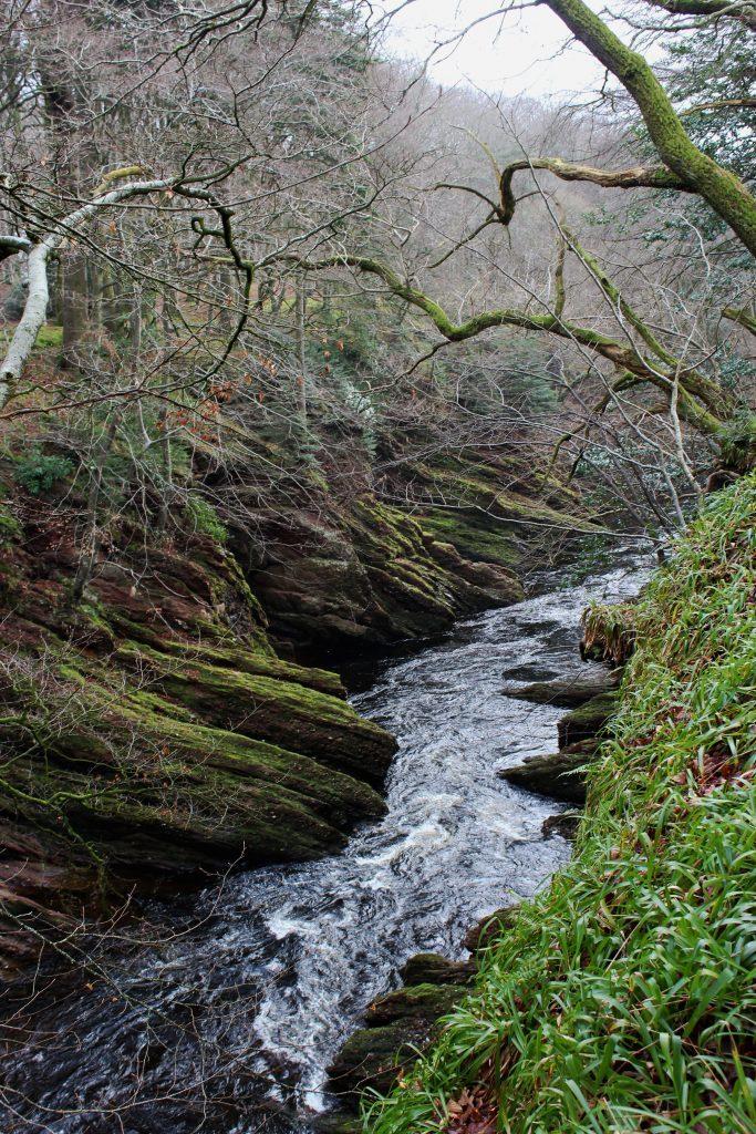 1 - River North Esk - James Carron, Take a Hike