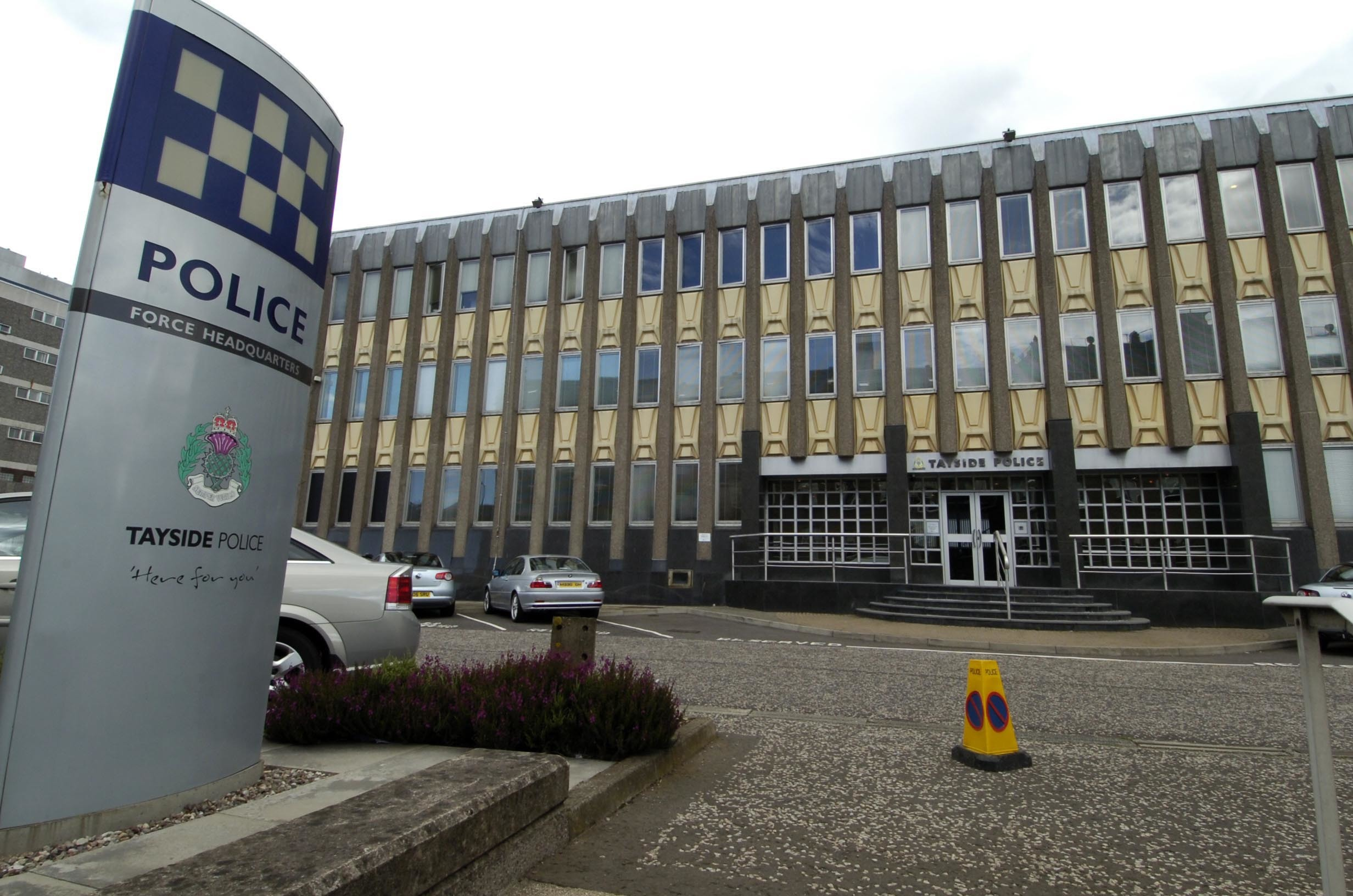 Police Scotland officers in Tayside needed 23.8% more sick days in 2015/16 compared to the previous year