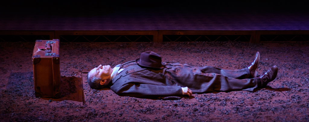 DEATH OF A SALESMAN, Dundee Rep, Dundee, Britain - 21 Feb 2017