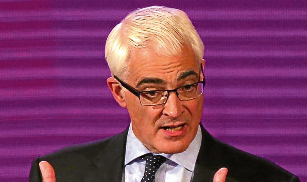 Alistair Darling led the No campaign to victory in 2014 but who is there to step into his shoes for a possible second referendum?