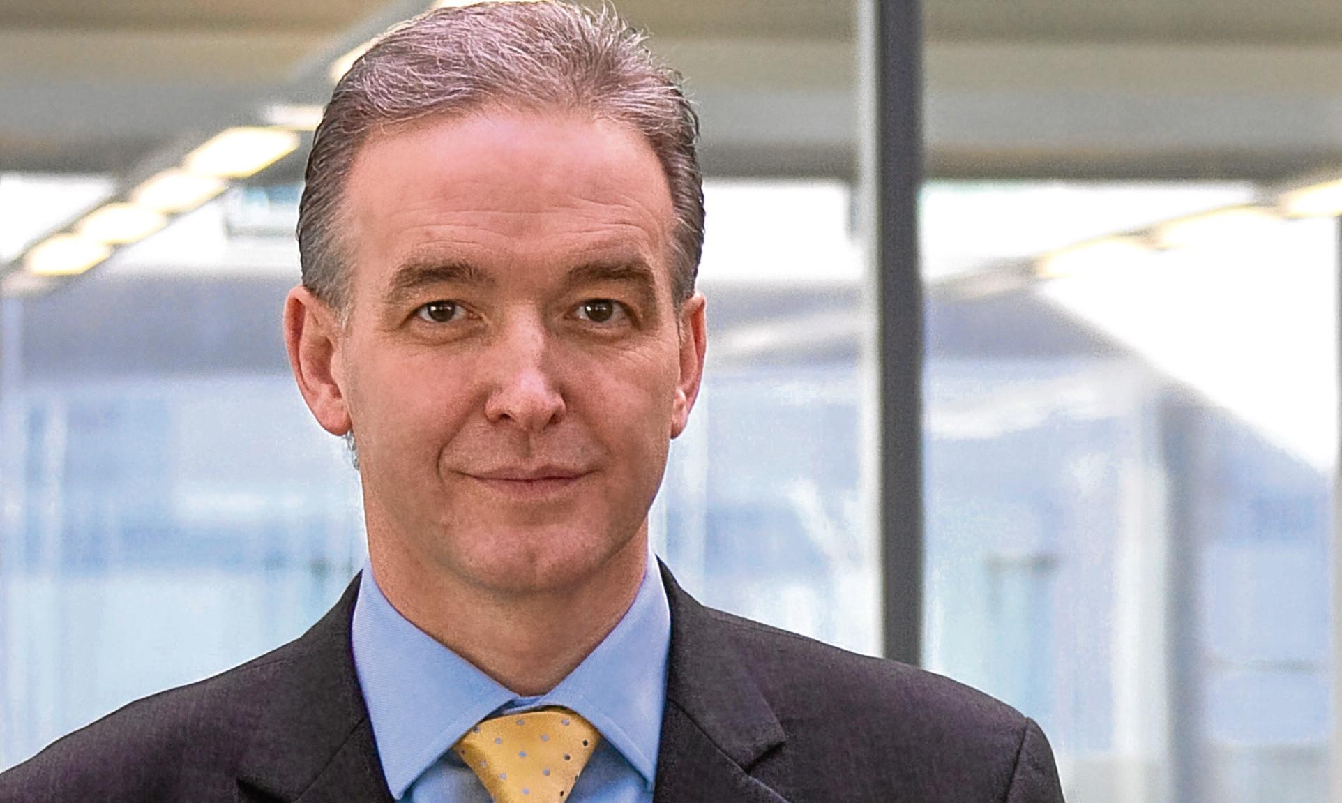Wood Group CEO Robin Watson