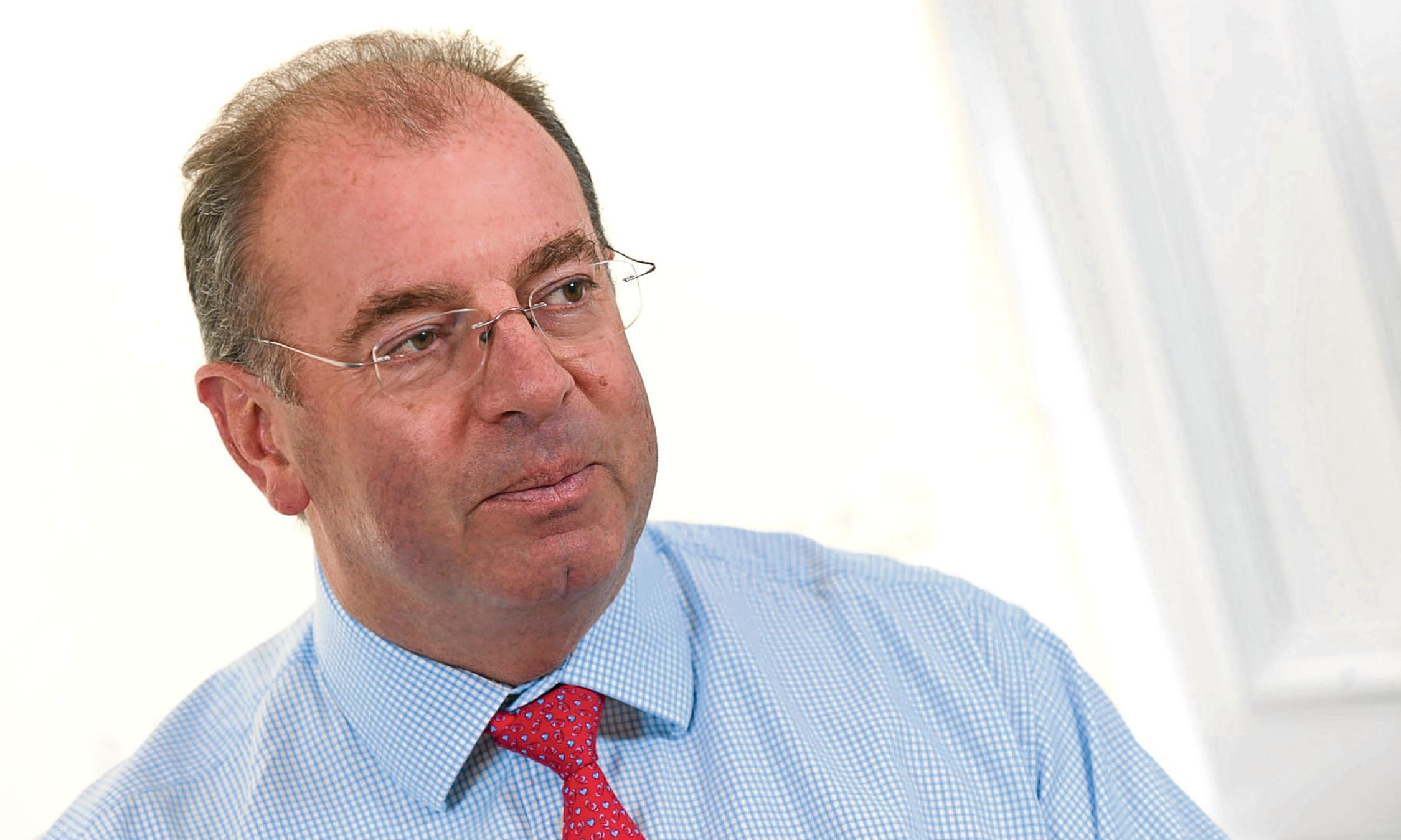 Ian Williams, chairman of Campbell Dallas