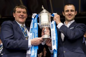 ERIC NICOLSON: JFK moment for St Johnstone fans – Tommy Wright would take on any fight to defend his club