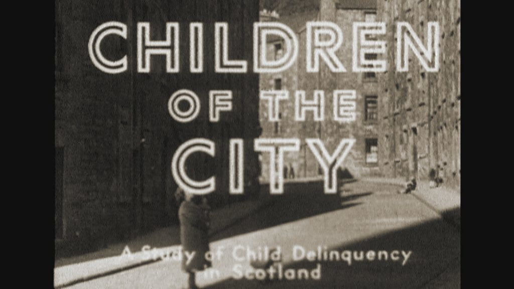 Children of the City, made in Dundee in 1944