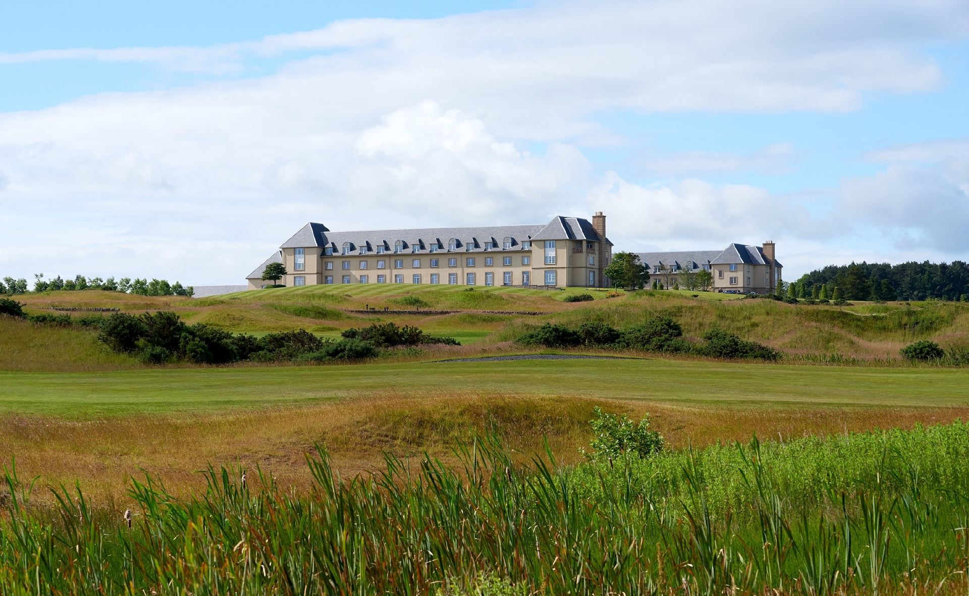 The Fairmont, St Andrews.