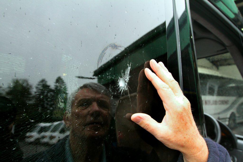 GJen docherty coach damaged9