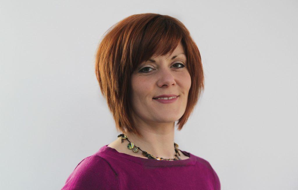 Gillian Easson of Creative Dundee