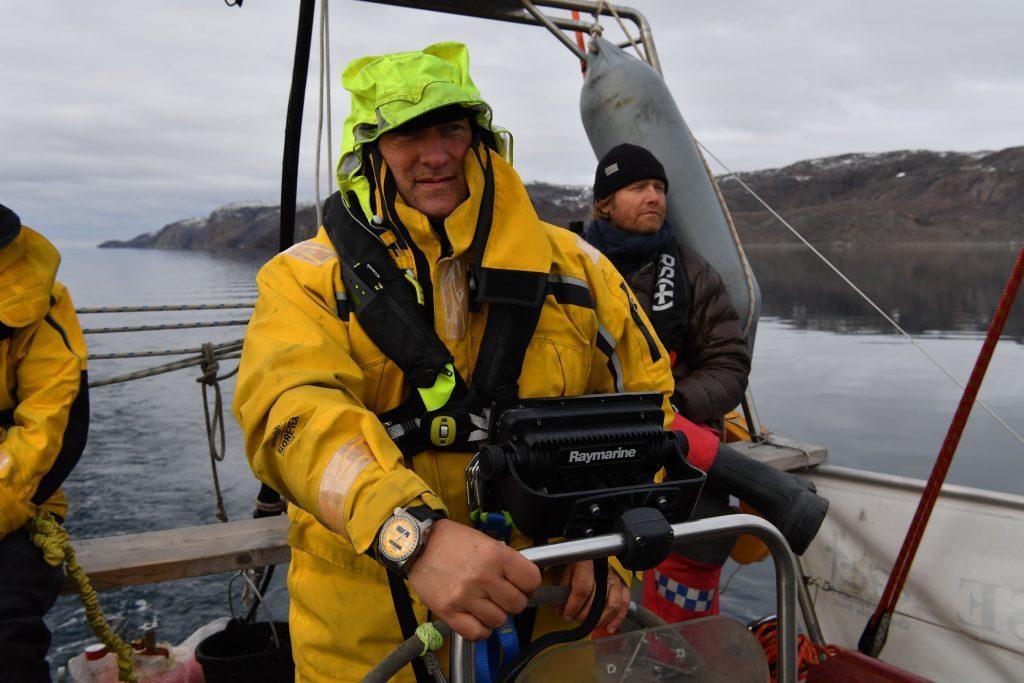 Sir David Hempleman-Adams on the Polar Ocean Challenge