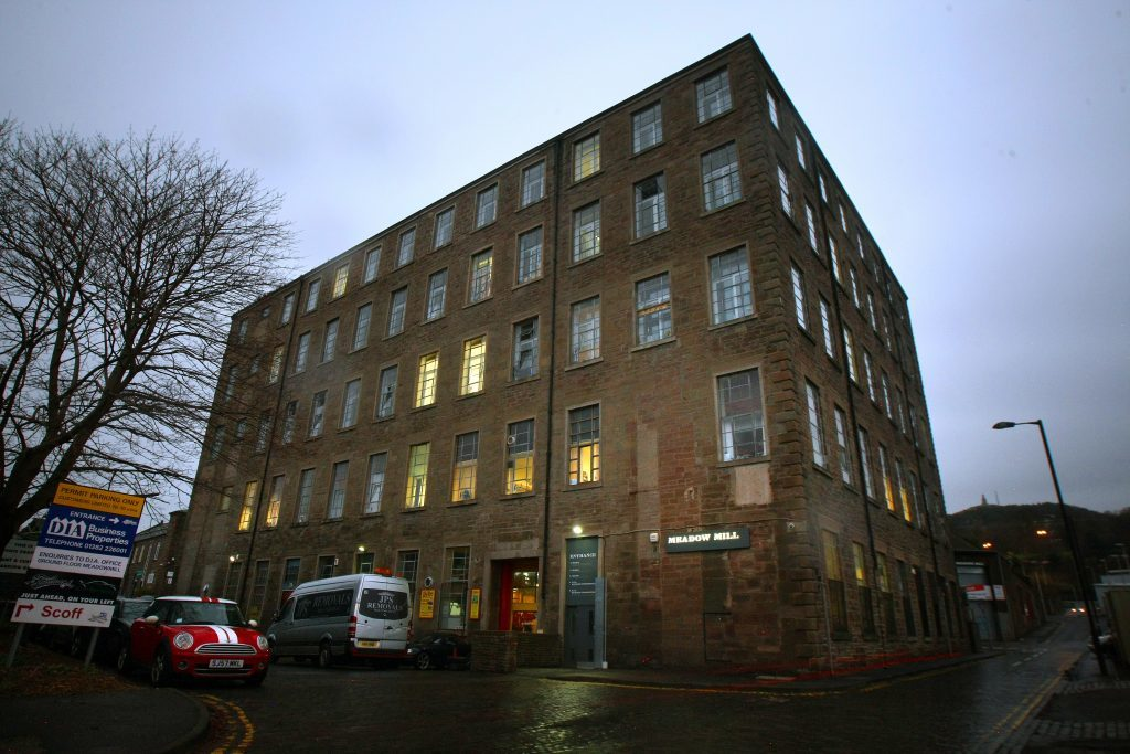 Meadow Mill which now contains WASPS studios,