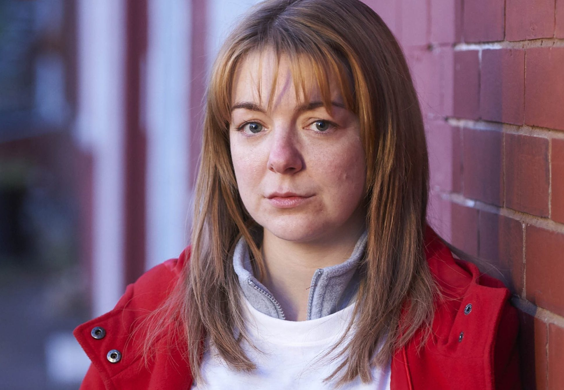 Sheridan Smith as Julie Bushby in The Moorside.