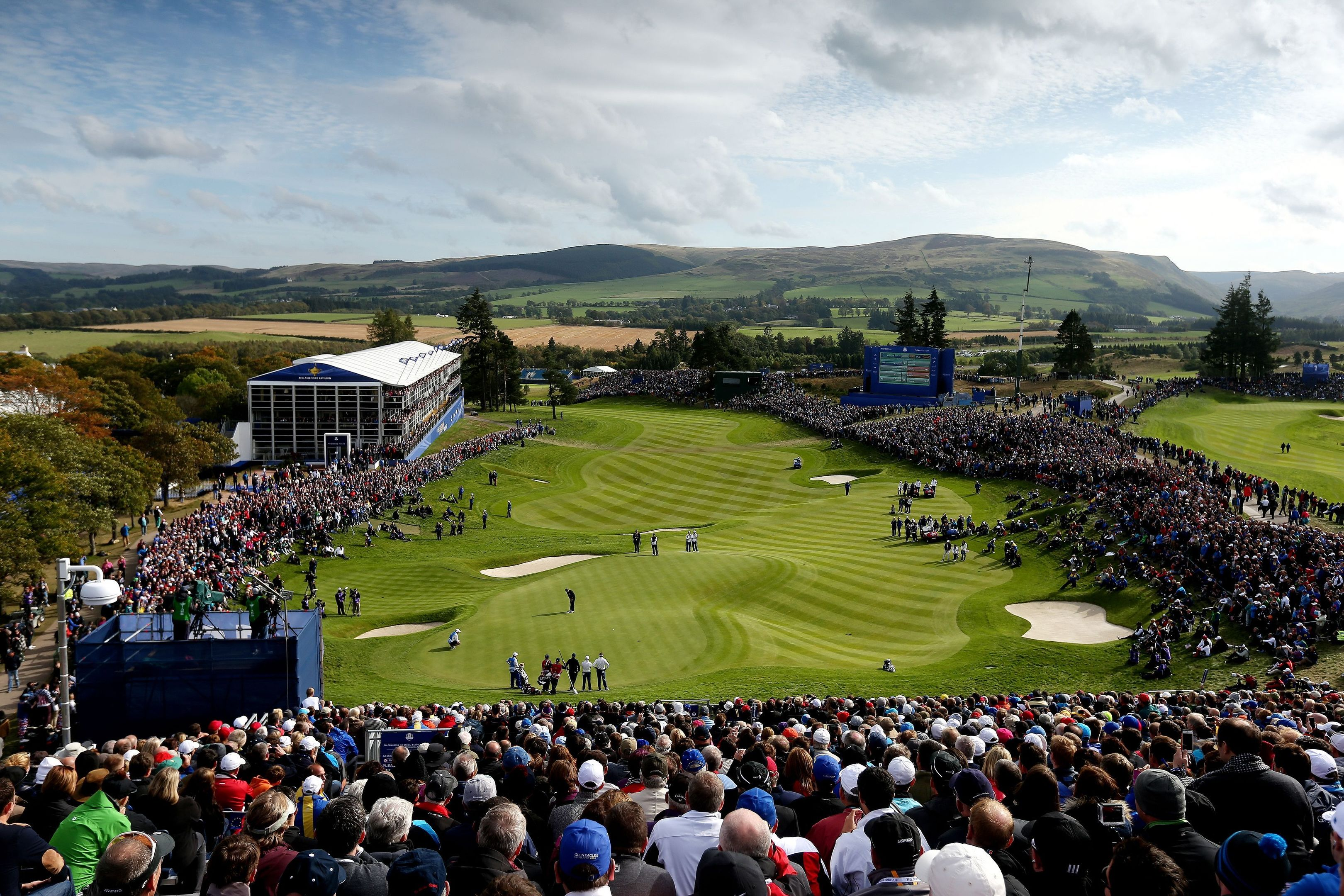 The Ryder Cup of 2014 was a triumph for Gleneagles and Perth and Kinross as a whole. It is hoped the 2019 Solheim Cup can mirror that success.